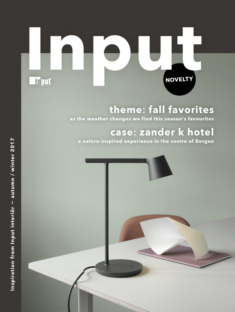 Inputmagasin #3 frontpage english version
