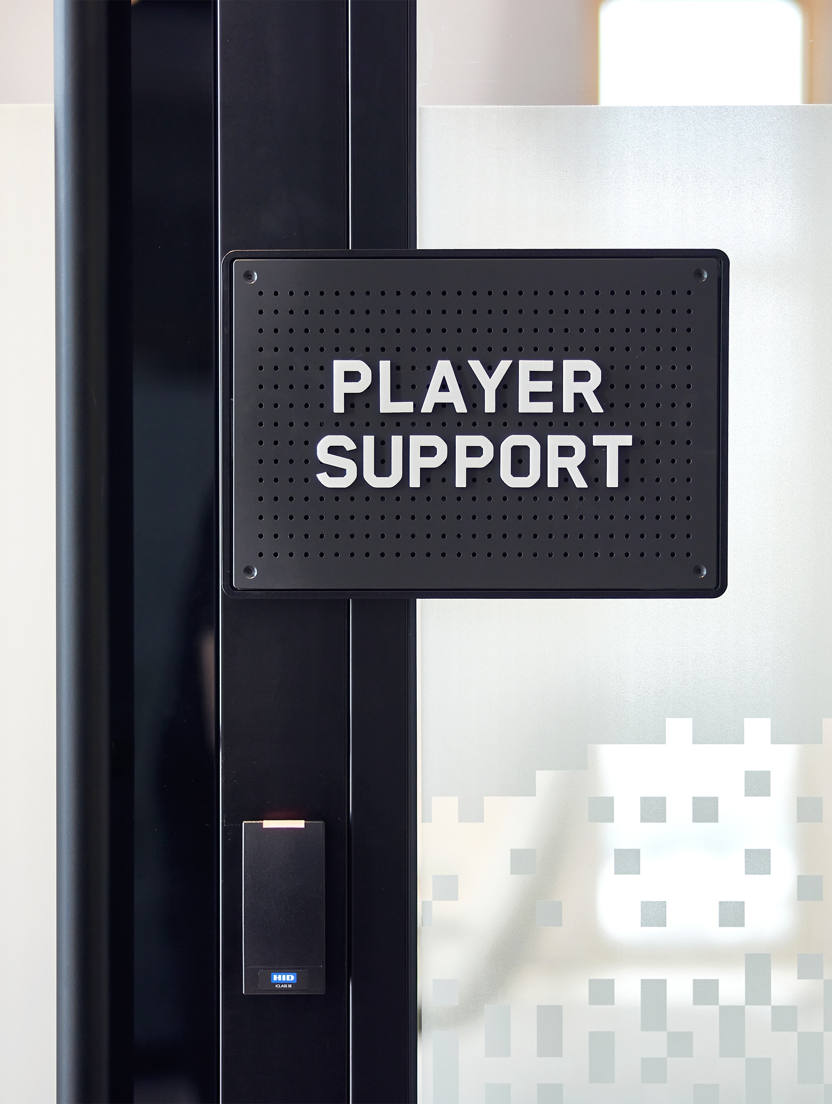 Supercell Player Support meeting room